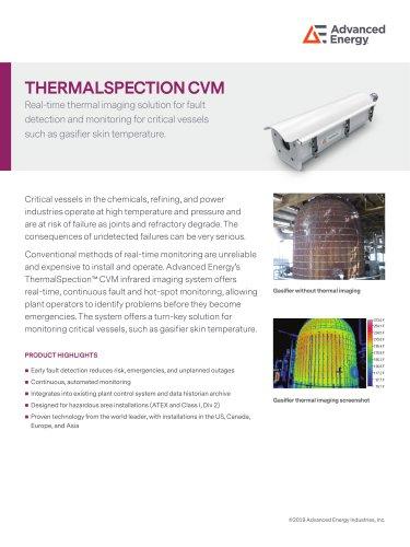 ThermalSpection CVM Datasheet