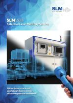 Selective Laser Melting Maschine SLM®500