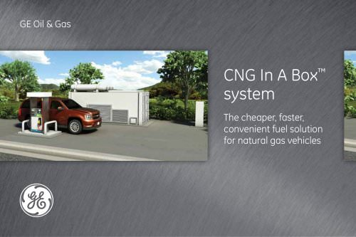 CNG In A Box ? system