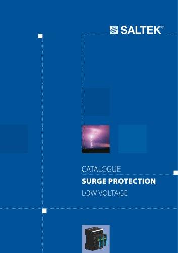 Catalogue  Surge protection  Low voltage