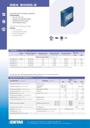GSA SWD0.2