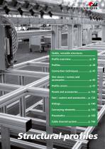 BLOCAN® Structural profiles