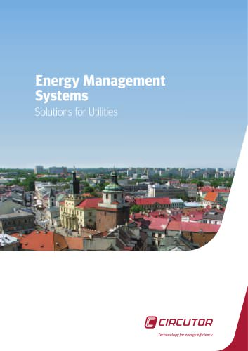 Energy Management Systems.Solutions for Utilities