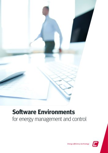 Software Environments for energy management and control