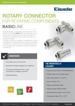 BASICLINE Rotary connector