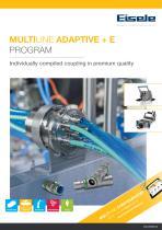 MULTILINE Adaptiv + E catalogue