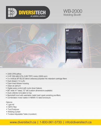 WB-2000 Brochure