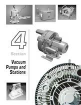 Vacuum Pumps & Sytations