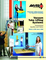 Vacuum Tube Lifting Systems