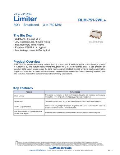 RLM-751-2WL+