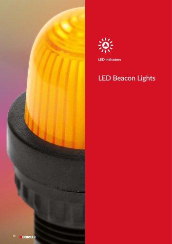 Beacon LED indicators