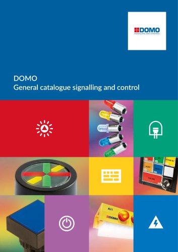 DOMO General Catalogue 2017