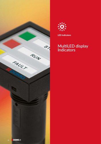 MultiLED Indicators Display