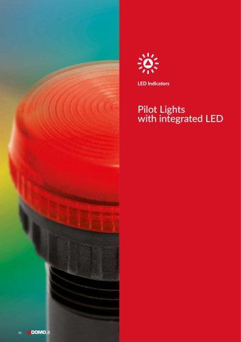 Pilot Light LED indicators