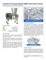 Comitrol® Processor Model 3600F
