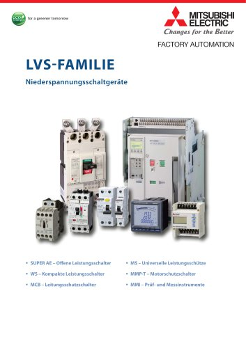 Power contactor - MS-T/N