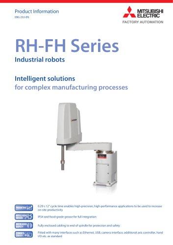 SCARA robot - RH series