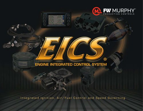 Engine Integrated Control System