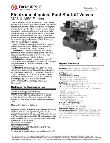 M25 & M50 Series