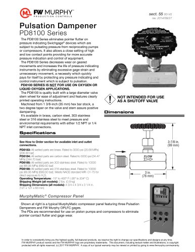 PD8100 Series