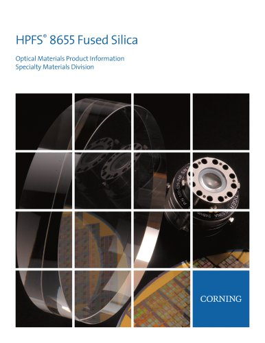 HPFS® 8655 Fused Silica
