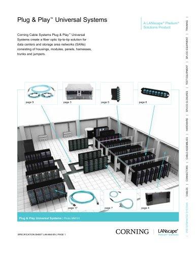 Plug & Play? Universal Systems