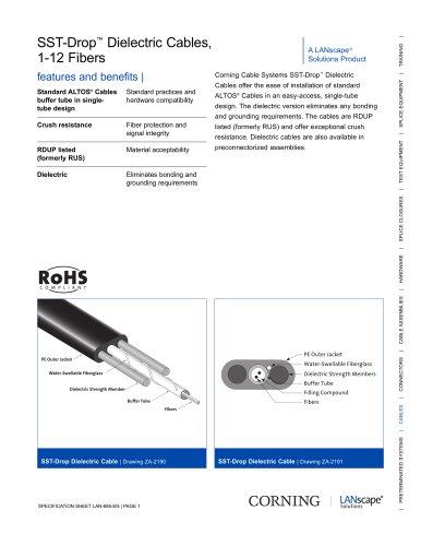 SST-Drop? Dielectric Cables