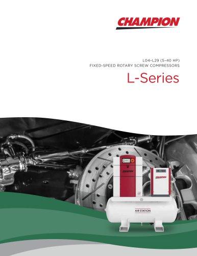 L-Series L04–L29 (5–40 HP)