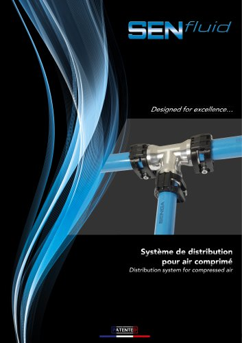 SENfluid - Piping system for compressed air