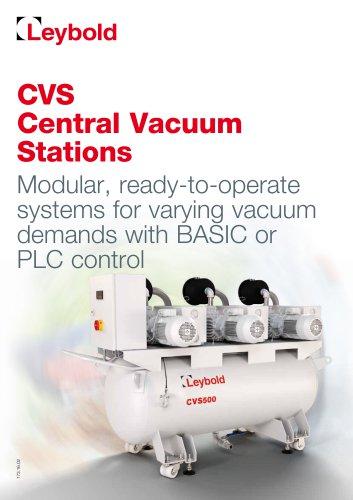 CVS Central Vacuum Stations