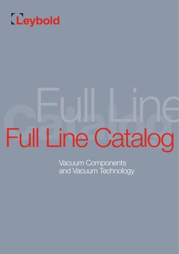 Full Line Catalogue 2018