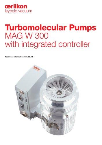 Turbomolecular Pumps MAG W 300