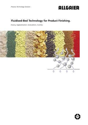 Fluidised-Bed Technology for Product Finishing
