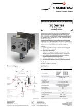 Earthing switch for rail vehicles SE Series