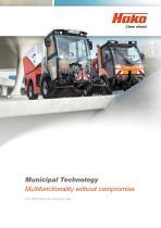 Municipal technology