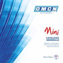 mini catalogo generale