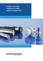 HYDROSTATIC PROBES SCREW-IN TRANSMITTER