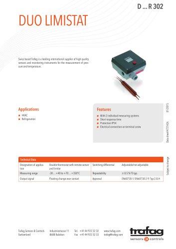 Data Sheet D...R 302