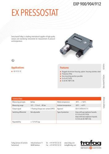 Data Sheet EXP 900/904/912