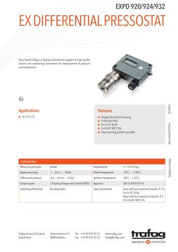 Data Sheet EXPD 920/924/932
