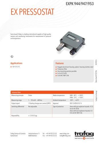 Data Sheet EXPK 944/947/953
