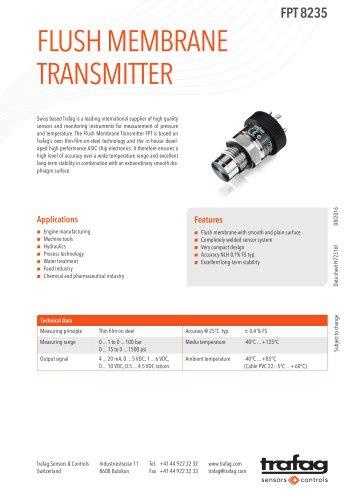 Data Sheet FPT 8235