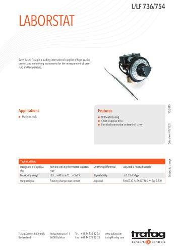 Data Sheet L/LF 736/754