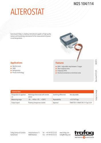 Data Sheet M2S 104/114