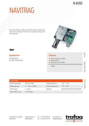 Data Sheet N 8202
