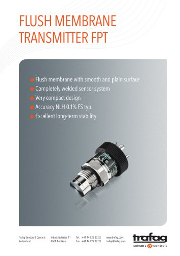 Flyer FPT 8235
