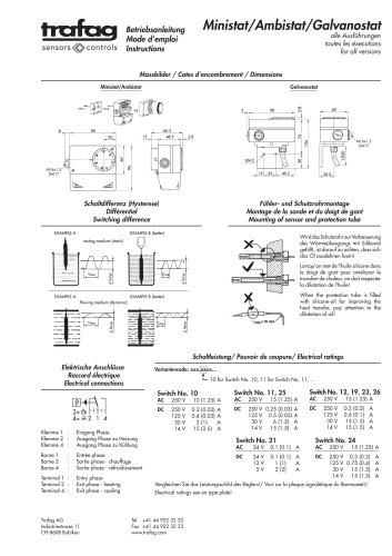 Instruction MS...R 630/632