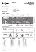 Instruction NAH 8254