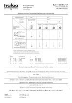 Instruction NSL 8257
