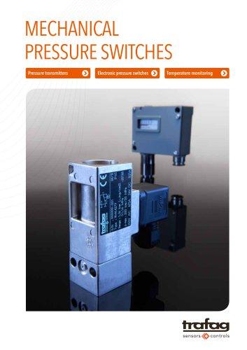 Trafag   Pressostats / Mechanical pressure switches